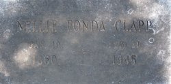 Mary Ellen Nellie <i>Fonda</i> Clapp
