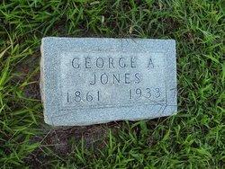 George Alexander Jones