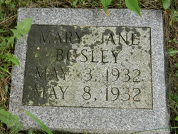 Mary Jane Bosley