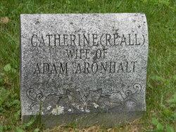Catherine <i>Reall</i> Aronhalt