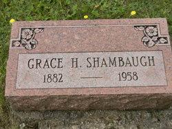 Grace Hataway <i>Bosley</i> Shambaugh
