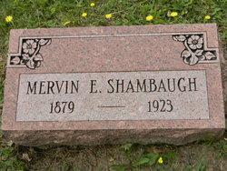 Mervin E. Shambaugh