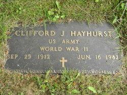 Clifford J. Hayhurst
