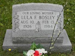 Lula Florence Bosley