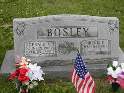 Gerald Vausie Bosley