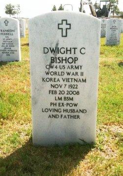 CWO Dwight C. Bishop