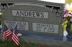 Amy Frances <i>Evans</i> Andrews