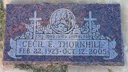 Cecil E. Thornhill