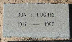 Don E Hughes