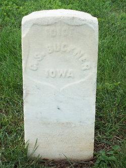 Pvt Cyrus S. Buckner