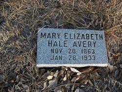 Mary Elisabeth <i>Hale</i> Avery