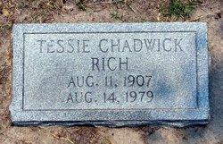 Tessie Chadwick Rich