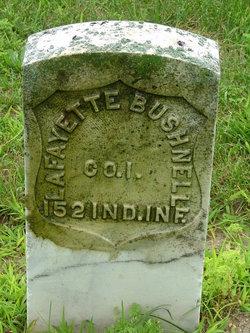 Lafayette Bushnell