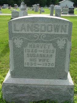 Harvey Lansdown