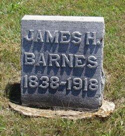 James H Barnes