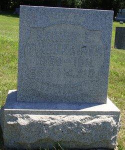 Nancy Eliza Nannie <i>Miller</i> Finkenbiner