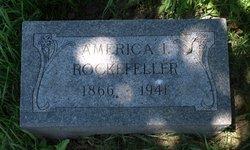 America Idabella <i>Brownlee</i> Rockefeller