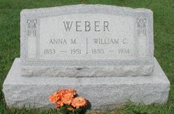 Anna Mary <i>Asay</i> Weber