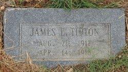 James E Tipton