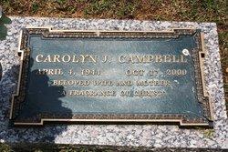 Carolyn <i>Johnson</i> Campbell