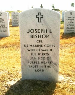 Joseph Leonard Bishop