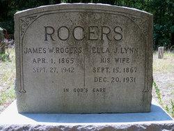 Ella Jordan <i>Lynn</i> Rogers