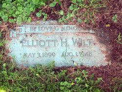Elliott Hiram Wilt, Sr