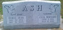 Doris Jean <i>Johnson</i> Ash
