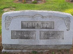 Verdie Grace <i>Bingman</i> Fultz