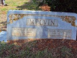 Tennie Adeline Tusie <i>Woodward</i> Melvin