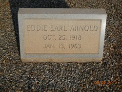 Eddie Earl Arnold