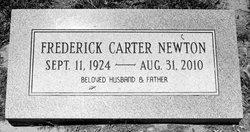 Col Frederick Carter Newton, Sr