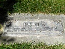 Katharine E <i>Gile</i> Booth