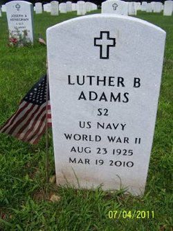 Luther B Adams
