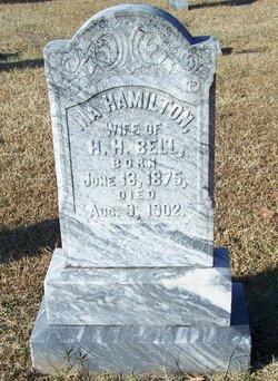 Ina <i>Hamilton</i> Bell