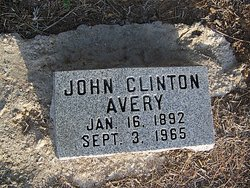 John Clinton Avery