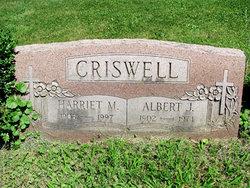 Harriet <i>Wienke</i> Criswell