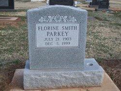 Florine <i>Smith</i> Parkey