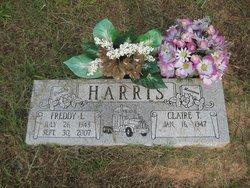 Freddy Louis Harris