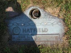 Annie Elizabeth <i>Leonard</i> Hatfield