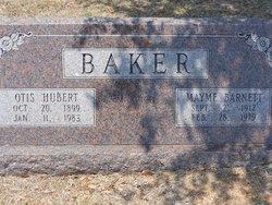 Mayme Oleta <i>Barnett</i> Baker