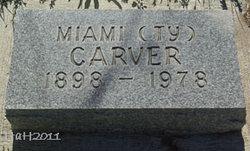 Miami <i>Patterson</i> Carver