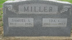 Ida Charlotte <i>Patterson</i> Miller