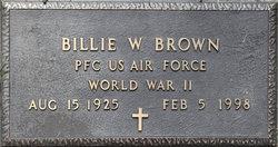 Billie W Brown