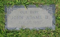 John Adame, II