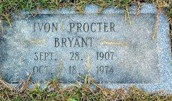 Ivon Procter Bryant