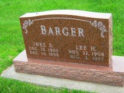 Inez L Iney <i>Stephen</i> Barger