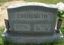 Rev Loren Ray Chenoweth