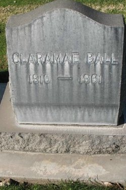 Claramae <i>Stitt</i> Ball