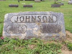 Julia C. <i>Castner</i> Johnson